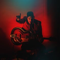 Leo Fishhead One Man Band. Garage-Blues-Trash-Psychobilly-Horror