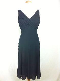 Anne Klein Regular Size Dresses for Women Anne Klein, Silk Dress, Bride, Formal Dresses, Shopping, Black, Women, Fashion, Silk Gown