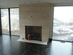 #mountain #home #under #construction #view #design #architecture #utah #tile #fireplace http://roxburystudios.com/index.html