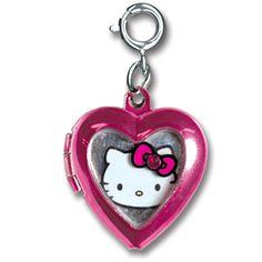 CHARM IT! Hello Kitty Locket Charm at shopcharm-it.com