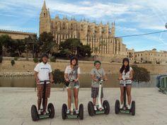 #Segway Tour auf #Mallorca - Ratgeber | guiders.de