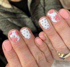 nail art designs 2019 nail designs for short nails 2019 full nail stickers nail art stickers walmart essie nail stickers Cute Nail Art, Cute Nails, Glue On Nails, Diy Nails, Nail Design Glitter, Gel Nagel Design, Spring Nail Art, Cute Spring Nails, Nail Swag
