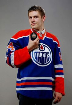 Leon Draisaitl of the Prince Albert Raiders of the Western Hockey League become the highest-selected German player ever at the 2014 NHL Draft when he was picked 3rd overall.  Date of birth: 1995-Oct 27  Hometown: Cologne, Germany  Ht:6′ 1″ Wt: 209 lbs  Shoots: Left  Position: Center