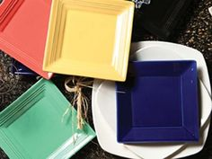 TUXTON: Squares. Unique square designs for the creative chef inspired to create new dishes & menu presentations!