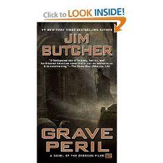 Grave Peril (The Dresden Files, Book 3): Jim Butcher: 9780451458445: Amazon.com: Books