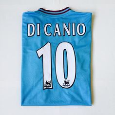 "Box 2 Box Football on Instagram: ""SOLD. @whufc_official Di Canio . Over 100 vintage football shirts available in the box2box shop. Link in our bio, above . #DiCanio #10 #whufc #cultkits #box2boxfootball #shop #footballshirt #soccerjersey #footballculture #soccerculture #design #fashion #hammers"""