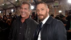 #Reading : Mel Gibson Makes Surprise Visit to '#MadMax' Premiere