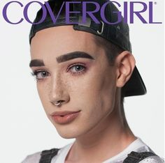 NEW YORK -- CoverGirl just hired its first cover boy.  James Charles, a 17-year-old with a massive following on Instagram, just became the brand's first male ambassador -- marking a bold move for one of the cosmetics industry's biggest players.  CoverGirl -- which is owned by Coty Inc. -- and Charles announced the new agreement on social media, along with pop star Katy Perry, who recently posed alongside Charles in a CoverGirl photoshoot.