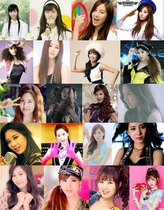 SNSD SeoHyun 2007-2013: ITNW, Kissing You, Gee, Genie, Oh, RDR, Hoot, Mr. Taxi, Echo, Bad Girl, The Boys, Time Machine, Twinkle, Paparazzi, All My Love Is For You, Flower Power, Dancing Queen, IGAB, Love & Girls, Beep Beep