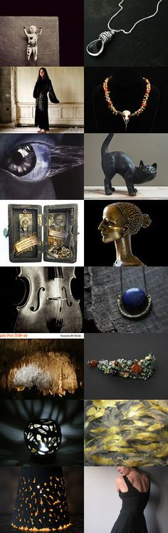 Noir. . . by TheLastWord on Etsy--Pinned+with+TreasuryPin.com