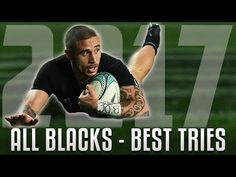 A montage dedicated to the All Blacks Best Tries of 2017 including some rippers from Barrett and Ioane including the match winner against Austral. All Blacks, Rugby, Music, Youtube, Musica, Musik, Muziek, Music Activities, Youtubers