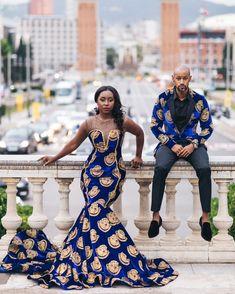 Look at this Trendy modern african fashion 5358825335 African Prom Dresses, Latest African Fashion Dresses, African Dress, African Bridal Dress, African Wear, African Women, African Wedding Attire, African Attire, Ghana Wedding Dress