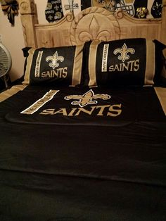 New Orleans Saints Bedroom Suite & New Orleans Saints Recliner | My New Orleans Saints Diva Den ... islam-shia.org