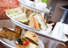 Afternoon Tea at Lindeth Howe - Bowness-on-Windermere, Cumbria, UK