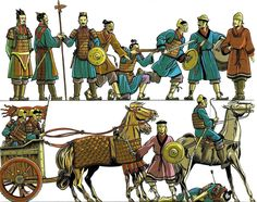 Qin military ~ Erwin Dreze
