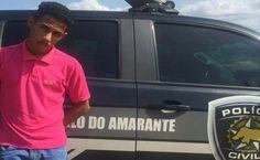 serido noticias: Polícia Civil de São Gonçalo prende suspeito de pa...