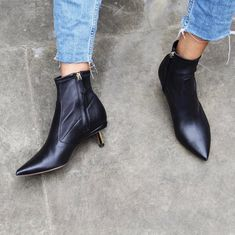 2f8ff224370f9 Nicholas Kirkwood Booties 2019  shoes  shoesaddict  sandals  zapatos   estilo  fashion  style  vanessacrestto  stiletto  boots
