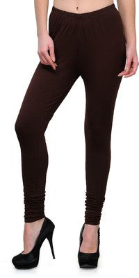 4d086e72d Ffu Women s Leggings - Buy Dark Brown Ffu Women s Leggings Online at Best  Prices in India