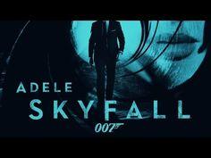 James Bond 007 Skyfall by Adele [OFFICIAL FULL MUSIC VIDEO] - YouTube