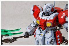 MG 1/100 RGM-96X Jesta - Customized Build