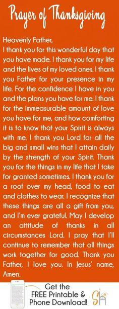 Thanksgiving Prayer For Family - Dinner Prayer Inspiration For The Holiday