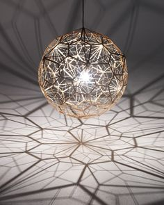 WEB ETCH by Tom Dixon http://www.tartestudio.com/?p=3755