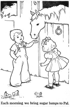 Photo: School Coloring Pages, Coloring Pages To Print, Coloring Book Pages, Coloring Sheets, Coloring Pages For Kids, Kids Coloring, Paper Doll Craft, Vintage Coloring Books, Outline Drawings