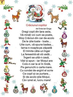 Christmas Poems, Vintage Christmas Cards, Coloring Pages For Boys, School Lessons, Craft Activities For Kids, Kids Education, Cool Words, Diy And Crafts, Preschool