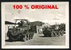 orig WK2 PK TECHNIK FOTO - PANZER SPÄHWAGEN Sd.Kfz.231 (8-Rad) - Ostfront 1941