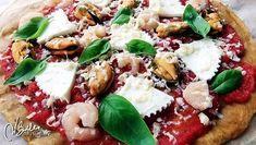 Una pizza Dukan deliciosa y muy fácil de preparar. Ya verás qué receta tan buena: repetirás