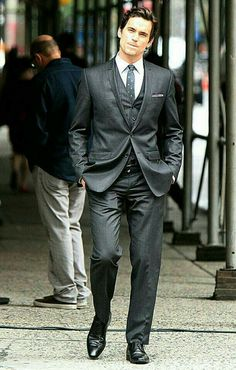 Stunning :) Neal Caffrey ❤