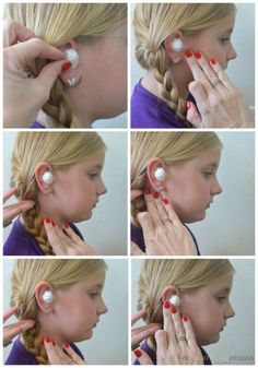 How To Apply Lemon Essential Oil and Lavender Essential Oil for Ear Ache by Two Thirty~Five Designs