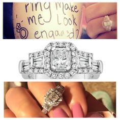 Beautiful Fred Meyer Jewelers EW EngagementRings Tie The KNOT rings Pinterest