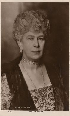 Mary of Teck | QUEEN MARY OF TECK | Flickr - Photo Sharing!