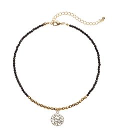 Choker with Pendant    H&M Accessories