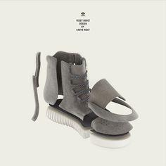 buy popular 0e3c3 9b141 However you break it down, adidas Originals  YEEZYBOOST bridges the worlds  of fashion and