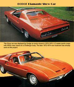 Dodge Diamonte Concept car