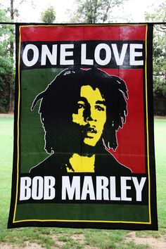 Bob Marley One Love Tapestry/wall Hanging