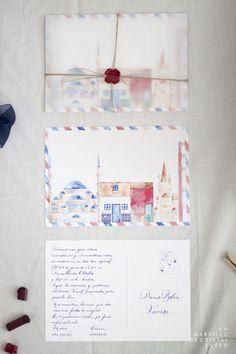 Invitacion-postal-caligrafia-a-mano