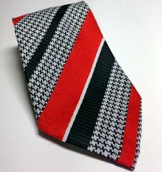 Tie No.: 062 - Commodore **** Trevira - 9,5cm breit