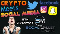 How to send Crypto thru Social Media | SocialWallet.io [EXCLUSIVE OFFER] This platform could change the space!!! Send crypto thru social media! Check out this review and stay tuned for more updates over the next few weeks.  We have an exclusive offer for this community only... 25% BONUS www.socialwallet.io  FB: https://www.facebook.com/SocialWalletInc/ Twitter: https://twitter.com/SocialWalletInc Discord: https://discord.gg/7XmUvHf Telegram: https://t.me/officialsocialwallet Steemit…
