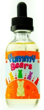 Yummy Bears E-Liquid 60mL | World Star Vape http://fogfathers.co.uk