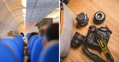 If you're flying with pricey camera gear, it's often advised that you bring it with you in a carry-on bag instead of risking all the handling issues that c