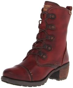 Amazon.com: Pikolinos Women's Le Mans Harness Boot: Shoes