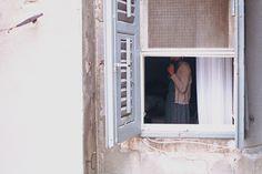 Il cuore, le finestre aperte.  #windows #people #emotion