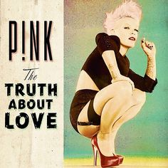 female artist album covers - P!NK