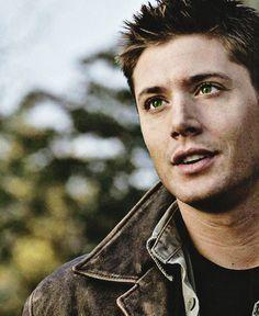 Jensen Ackles as Dean Winchester #Supernatural