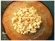 Raw Popcorn | Raw Mother&Daughter