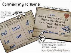 Effective Letter ID/Dolch Word Assessment System- Easy to Use and Implement to Raise Reading Scores