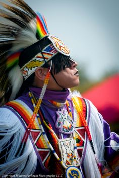 Native American Culture | Grass dancer | Native American Culture and History